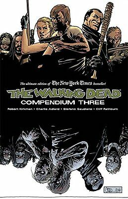 The Walking Dead Compendium Volume 3 Paperback New Collects Issues #97-144