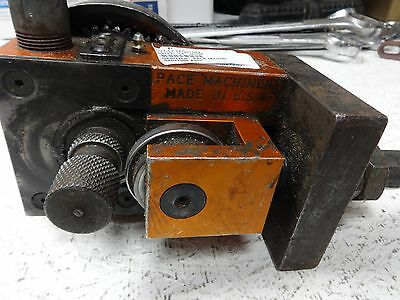 Pace 1039 Pipe Roll Groover