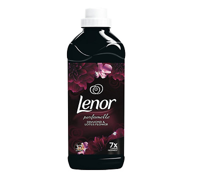 Lenor Fabric Conditioner Diamond & Lotus Flower 222 Washes (6 x 925 ML pack)