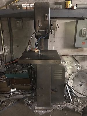 DoAll Model ML Vertical Band Saw