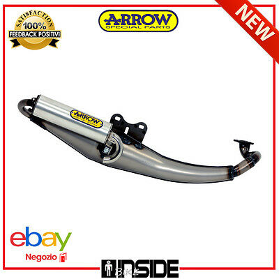 Marmitta Scooter Street Scarico Scooter Arrow Piaggio Zip 50 2T 93 - 11 33637Se