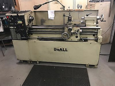 DoAll Lathe Model 13 With Tooling