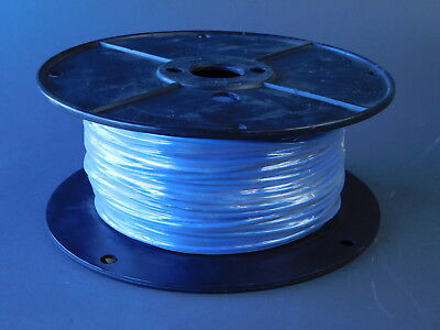 12AWG Blue Stranded Wire, 500ft Spool 1015-12/65-6 - NEW Surplus!