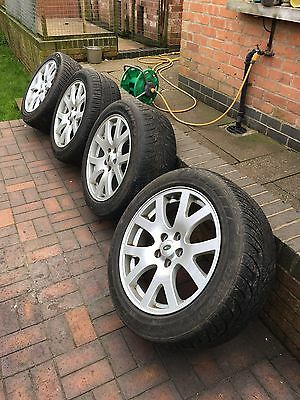 Range Rover Sport Alloy Wheels And Tyres