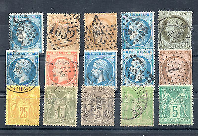 France -> Fine Used Selection of clasic