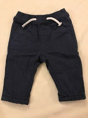 Boys Trendy Next Trousers Age 3 - 6 Months