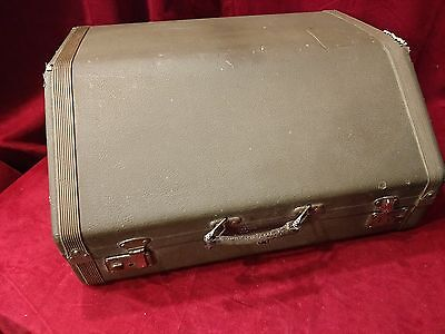 "JAM6 - Used Piano Accordion Hard Case 22.75"" x 18.75"" x 10"" Average"
