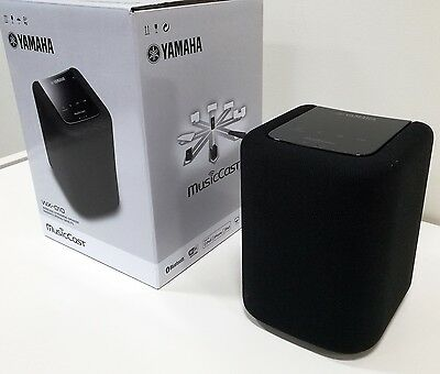 yamaha wx 010 musiccast wireless multiroom speaker airplay. Black Bedroom Furniture Sets. Home Design Ideas