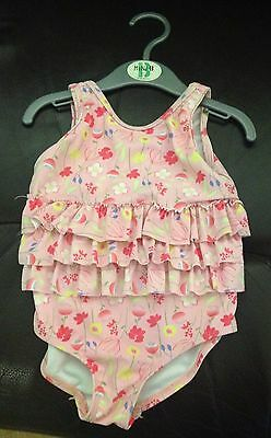 Mini B Baby Girl Swimsuit 12-18 Months