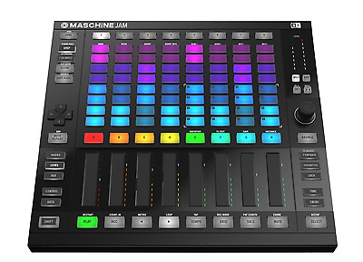 Native Instruments Maschine Jam Production and Performance Grid Software