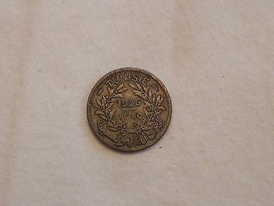 Tunisia, 1926, 50 Centimes lot#N066