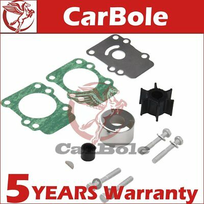 Water Pump Impeller Kit Set for Yamaha 9.9-15hp Outboard 682-W0078-A1-00 18-3148
