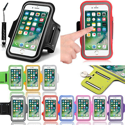 Fancy Gym Armband Running Jogging Exercise Case Workout Holder For iPhone 7