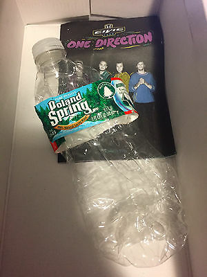 Harry Styles Poland Spring Water Bottle right from Harry Styles himself