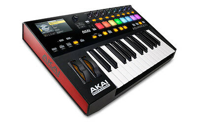 Akai Advance 25 Keyboard Controller with 10,000 sounds and VIP Software