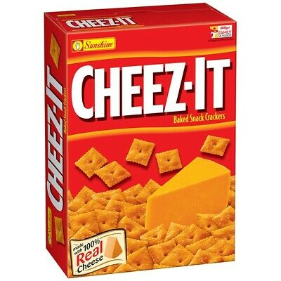 Cheez-It Cheddar Baked Snack Crackers Pick And Choose Multiple Variety Fresh