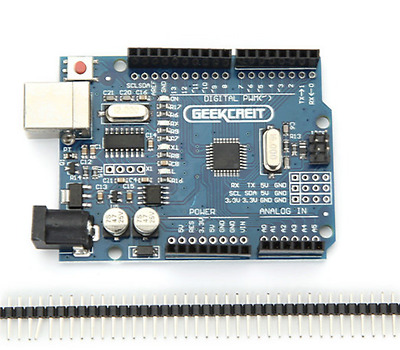Geekcreit® UNO R3 ATmega328P Development Board For Arduino No Cable