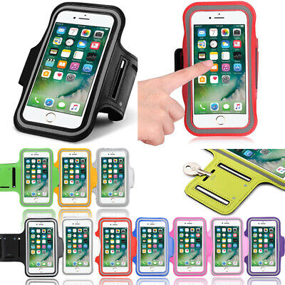 Gym Sports Armband Running Jogging Exercise Case Workout Holder For iPhone 7plus