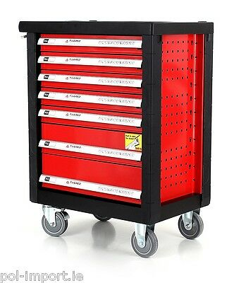 PI-N001 Workshop cabinet with tools 7-drawers