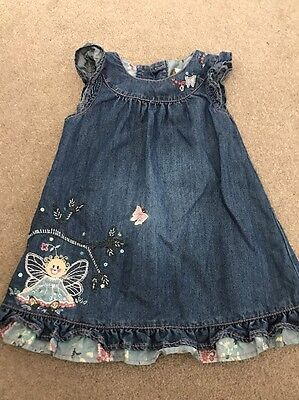 next baby girl dress 12-18 months