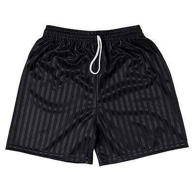 Zeco School Uniform Girls/Boys/Adults Shadow Shiny Stripe P.E. Shorts (BS3082)