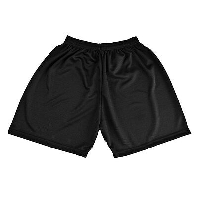 Zeco School Uniform Girls/Boys/Adults Mesh/Honeycomb P.E. Sports Shorts (BS3083)