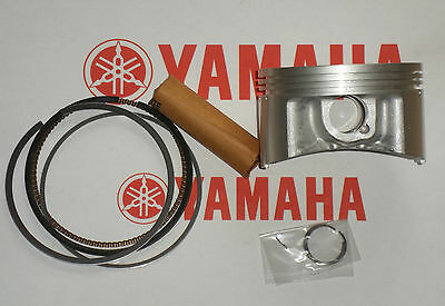 YAMAHA XT600 YFM600 TT600 +0.5mm PISTON KIT 95.5mm NEW RiK JAPAN SRX600