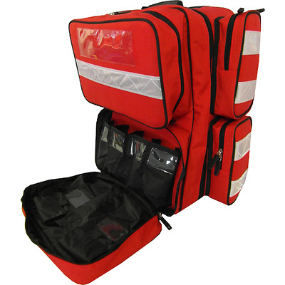 Oxygen Backpack – Red
