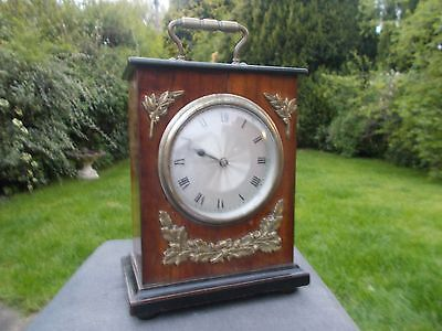 Vintage French, Carriage Clock. Spares/Repair..