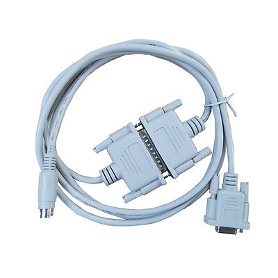 SC-09 RS232 PLC Programming cable For Mitsubishi FX series PLC erial port cable