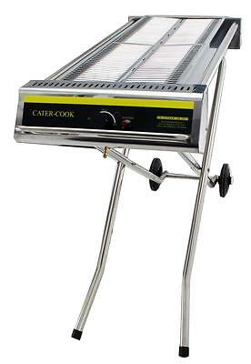 COMMERICAL FOLDING BBQ Cater-Cook CK9111 Propane Gas Barbecue