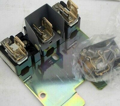 Allen Bradley * 1494F-C633 * 1494FC633 Series B Fuse Block Adapter Plate Kit New