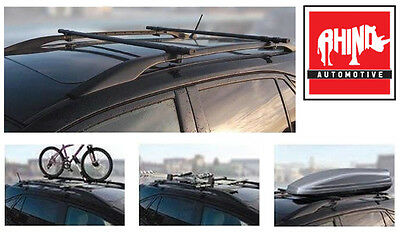 VW VOLKSWAGEN TOURAN ALL MODELS DYNAMIC ANTI-THEFT LOCKABLE ROOF BARS
