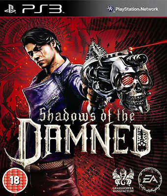 Shadows of the Damned (PS3) PlayStation 3 Game