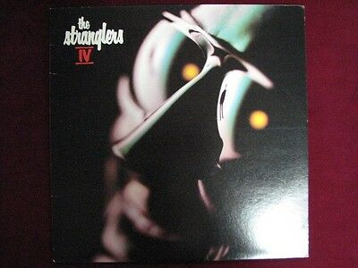 THE STRANGLERS IV LP Vinyl 1980 I.R.S. Records Punk Rock New Wave NrMt