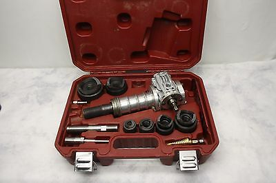 """Maxis Max Punch MP-01 Knockout K.O. Tool Set 1/2"""" - 2"""" Southwire"""