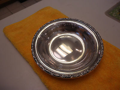 Sterling Silver Bowl - Towle 48512 - 176 grams/6.2 oz. - Looks Great