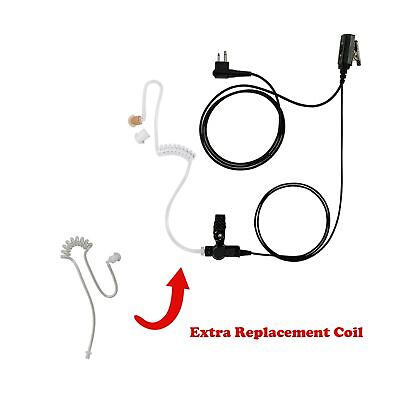 Extra Coil with  1-Wire Clear Coil Surveillance for Motorola MOTOTRBO CP200D