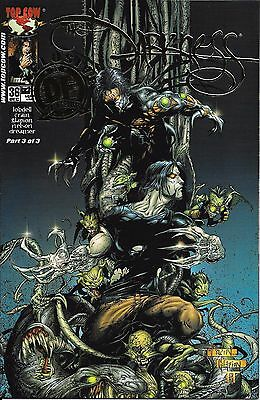 Darkness # 36 Gold Foil Stamped Edition DF Dynamic Forces # 205 of 1000 COA