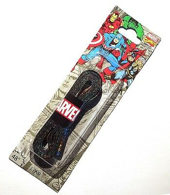 Exclusive Marvel Comics Shoelaces / Laces - 1 Pair (Loot Crate)