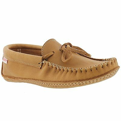 SoftMoc Men's Double Sole Lined Moccasin