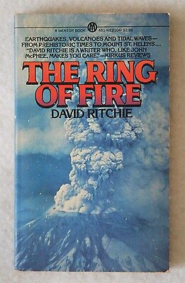 The Ring of Fire by David Ritchie (1982, Paperback)