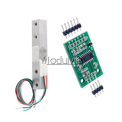 10KG Scale Load Cell Weight Weighing Sensor HX711 Weighing Sensors AD Module MO