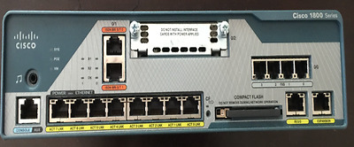 Cisco C1861-SRST-C-B/K9 Integrated Services Router Tax Invoice