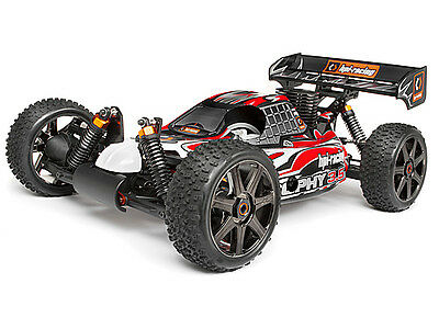 HPI Trophy 3.5 v2 Nitro Powered RTR 1/8th Scale 4wd Buggy 107012