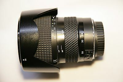 TOKINA ZOOM LENS AT-X PRO SV 28-70mm F 2.8 CANON EOS MOUNT.