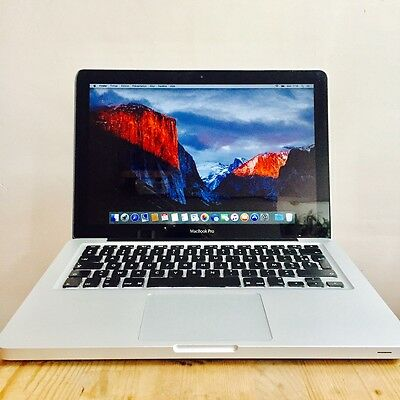 "MacBook Pro 13"" i5 2,4GHz 4go Ram Late 2011 AZERTY"