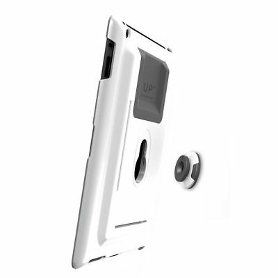 Exelium XFLAT UP120 White - 3in1 iPad mini Case, Wall Hang System & Table Stand