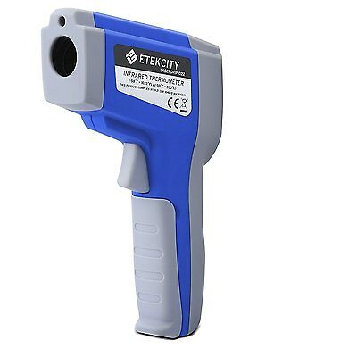 Lasergrip Non-contact Digital Laser Infrared Thermometer Adjustable Temperature