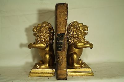 antique old leather book The Koran or The Alcoran of Mohammed 1833 George Sale